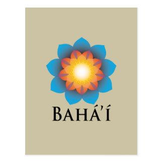 Cartão Postal Bahá'í