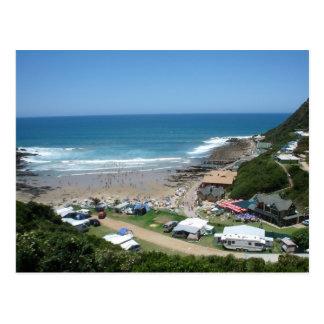 Cartão Postal Baía de Victoria, África do Sul