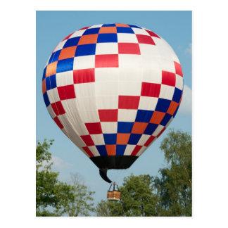 Cartão Postal BalloonHeaven Modelballooning
