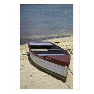 Cartão Postal Barco de Grande Caimão