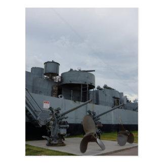 Cartão Postal Barco do Armada