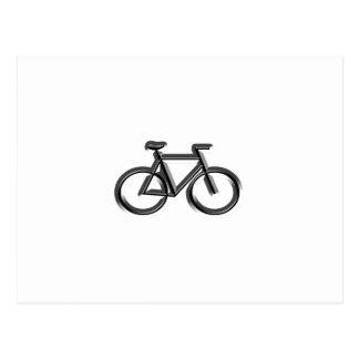 Cartão Postal Bicicletas