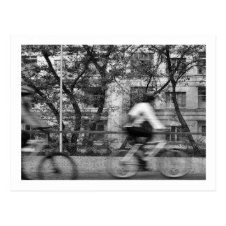 Cartão Postal - Bicicletas no Minhocão (Nº2)