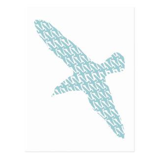 Cartão Postal Bluebirds