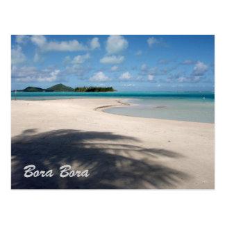 Cartão Postal Bora Bora