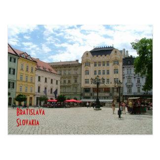 Cartão Postal Bratislava