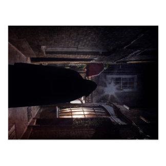Cartão Postal Bruxas da noite