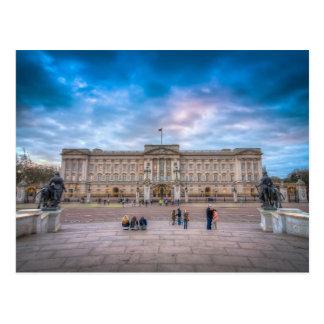 Cartão Postal Buckingham Palace, Londres