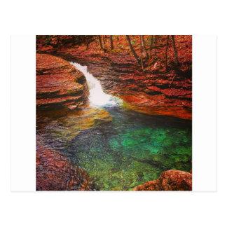 Cartão Postal Cachoeira