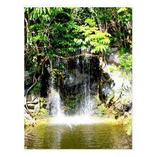 Cartão Postal Cachoeira de Sunreflected