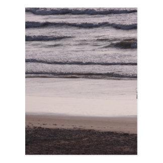 Cartão Postal Caminhada do surf