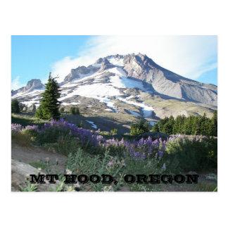 Cartão Postal Capa da montagem, viagem de Oregon