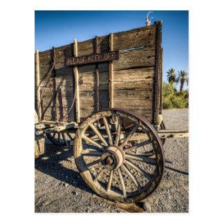Cartão Postal Carri do wreth da entrada do rancho da angra da