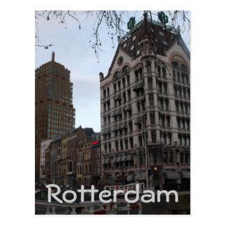 Cartão Postal Casa branca, Rotterdam