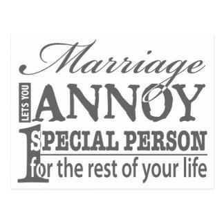 Cartão Postal Casamento