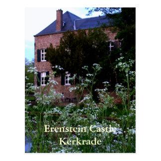 Cartão Postal Castelo de Erenstein, Kerkrade