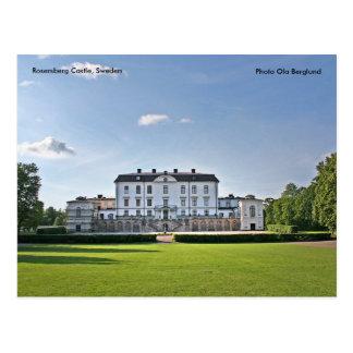 Cartão Postal Castelo de Rosersberg, suecia, Phot…