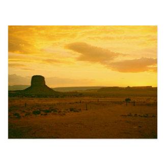 Cartão Postal Cena 01 do vale do monumento