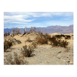 Cartão Postal Cena 04 do Vale da Morte