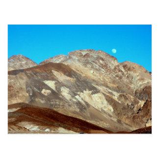 Cartão Postal Cena 05 do Vale da Morte