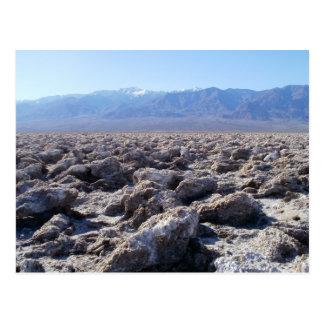 Cartão Postal Cena 07 do Vale da Morte