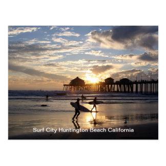 Cartão Postal Cidade do surf