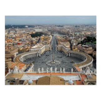 Cartão Postal Cidade do Vaticano