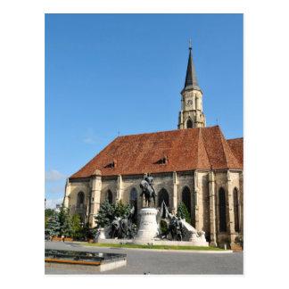 Cartão Postal Cluj Napoca, Romania