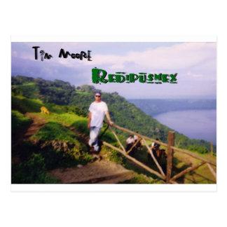 Cartão Postal Cobrir do álbum de Redipusmex