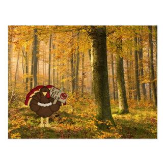 Cartão Postal Coma o presunto não Turquia