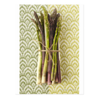 Cartão Postal Comida, comida e bebida, vegetal, aspargo,
