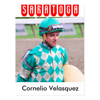 Cartão Postal Cornelio Velasquez