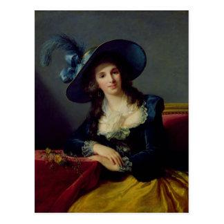 Cartão Postal d'Aguesseau de Antoinette-Elisabeth-Marie