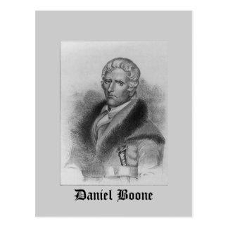 Cartão Postal Daniel Boone