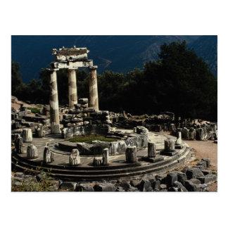 Cartão Postal Delphi, piscina
