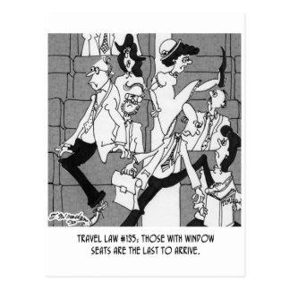 Cartão Postal Desenhos animados 5224 do passageiro