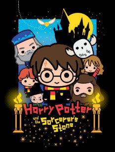 Cartoes Postais Desenhos Animados De Harry Potter Zazzle Pt