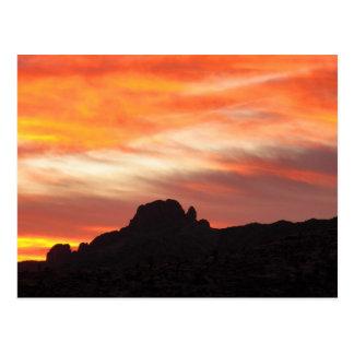 Cartão Postal Dolan salta mitene da arizona