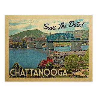 Cartão Postal Economias de Chattanooga a data Tennessee