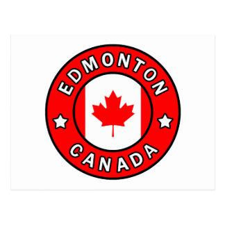 Cartão Postal Edmonton Canadá