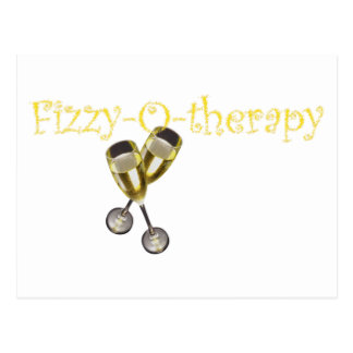 Cartão Postal Efervescente-o-terapia