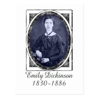 Cartão Postal Emily Dickinson