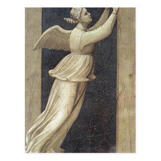Cartão Postal Esperança por Giotto