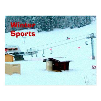 Cartão Postal Esportes de inverno, Haute Jura 1