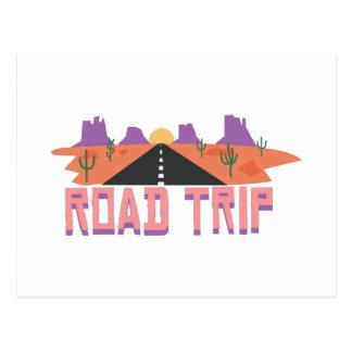 Cartão Postal Estrada Tripg
