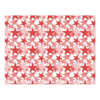 Cartão Postal Estrelas 3 Pimenta de Caiena