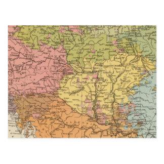 Cartão Postal Ethnog Áustria Hungria