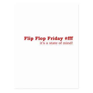 Cartão Postal Falhanço de sacudir sexta-feira