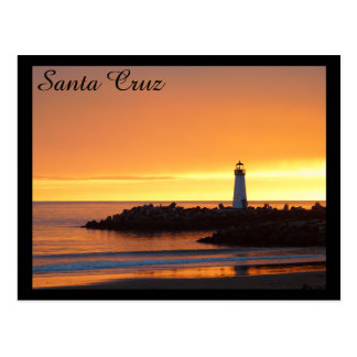 Cartão Postal Farol de Santa Cruz
