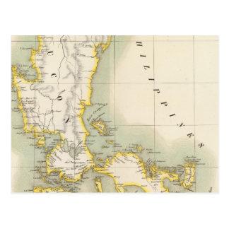 Cartão Postal Filipinas Oceania nenhuns 4